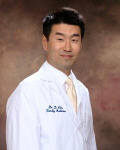 urgent care physician dr. kim